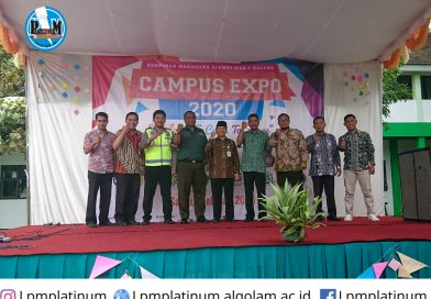 Expo Campus MAN 2 Malang: Hadirkan Motivator Dan Bakti Sosial