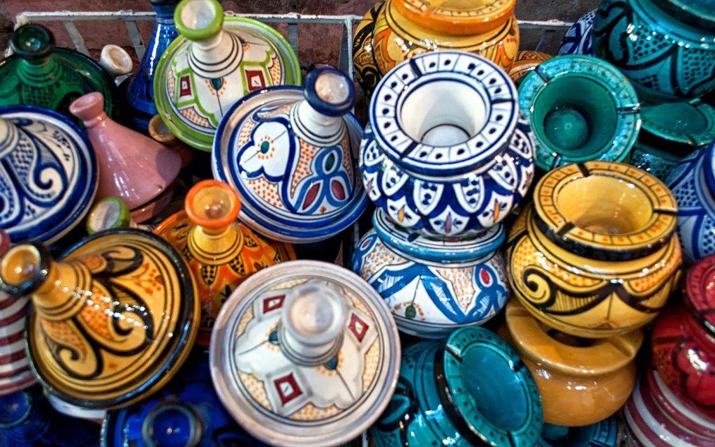 pottery_in_marrakech