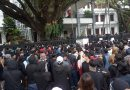 Aksi Tolak Omnibus Law Aliansi Malang Melawan