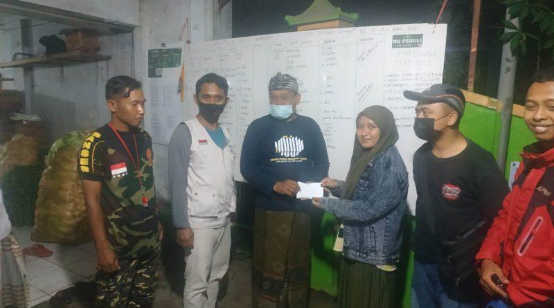 """Melalui """"Aksi Al Qolam Peduli"""" Lembaga Perguruan Tinggi IAI Al Qolam Menyalurka  Donasi Kepada Korban Gempa Bumi di Kab. Malang"""